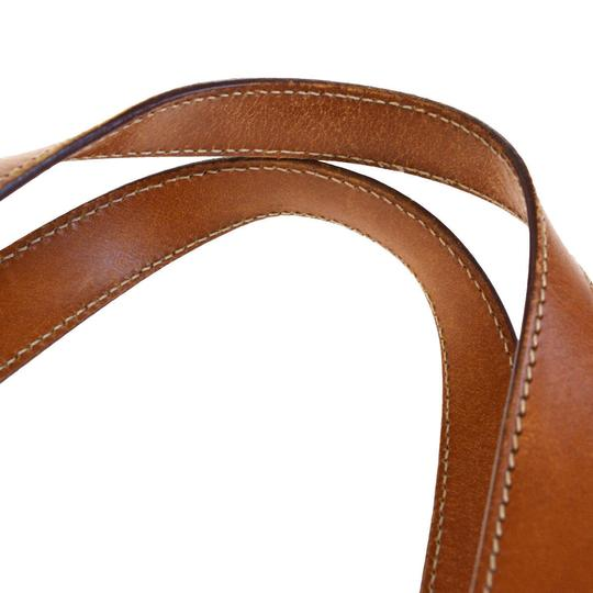 Céline Made In Italy Tote in Brown Image 6