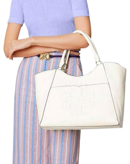 Tory Burch Tote in ivory Image 1