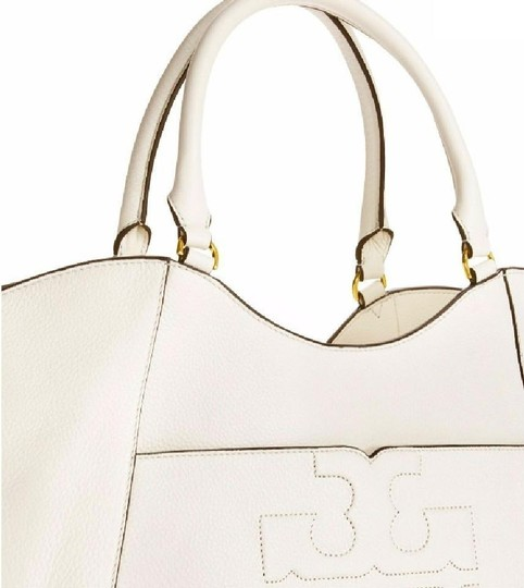 Tory Burch Tote in ivory Image 3