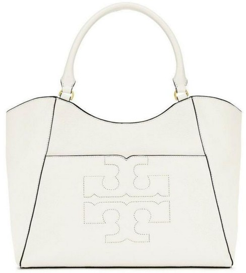 Tory Burch Tote in ivory Image 5