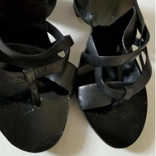 Givenchy Black Sandals Image 1