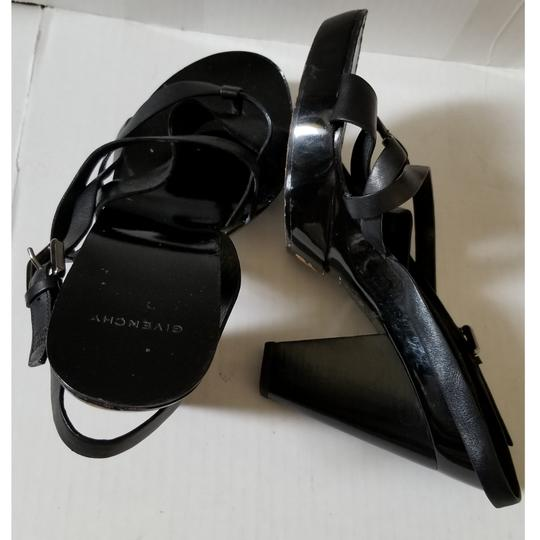 Givenchy Black Sandals Image 2