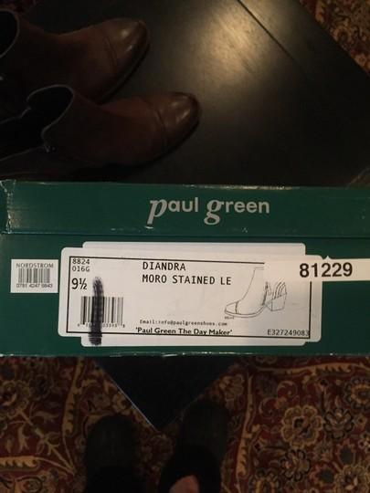 Paul Green Brown Boots Image 6