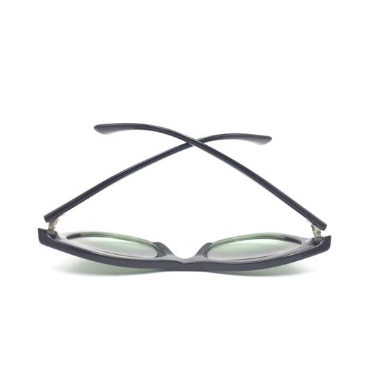 Chanel Black Green Cat Eye Gradient 5350 1558/S2 Sunglasses Image 10