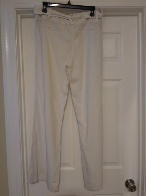 Charlotte Russe Trouser Pants White Image 1