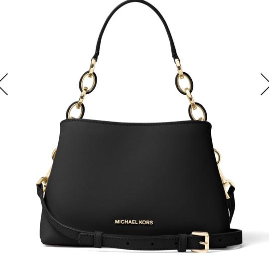 Preload https://img-static.tradesy.com/item/23627166/michael-kors-portia-large-saffiano-black-leather-shoulder-bag-0-0-540-540.jpg