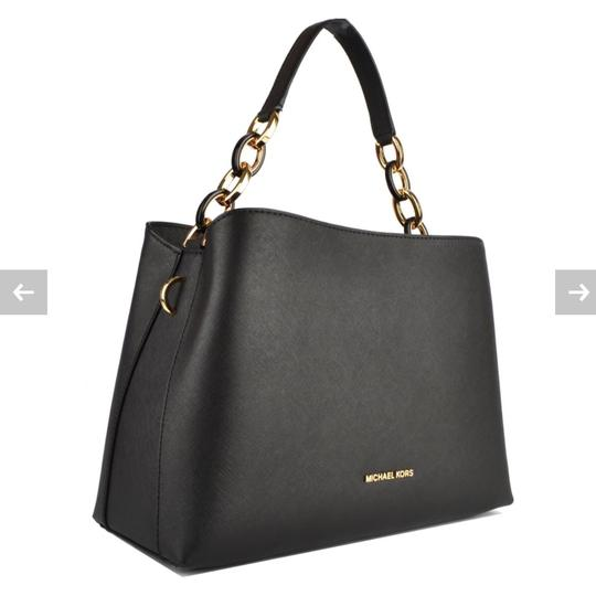 Michael Kors Portia Chain Shoulder Bag Image 5