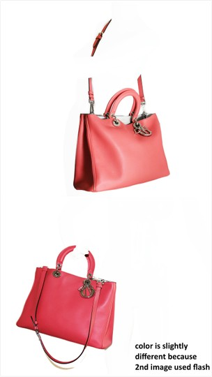 Dior Diorssimo Lady Christian Shoulder Bag Image 11