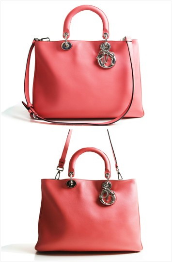 Dior Diorssimo Lady Christian Shoulder Bag Image 5