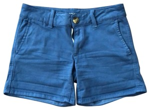 American Eagle Outfitters Board Shorts Teal Blue