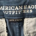 American Eagle Outfitters Board Shorts Teal Blue Image 3