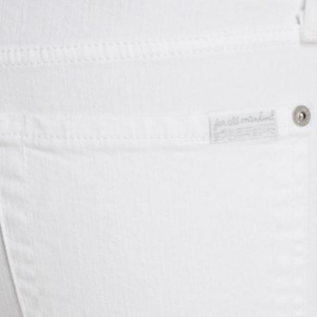 7 For All Mankind Skinny Jeans-Light Wash Image 1