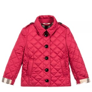 Burberry pink /red Jacket