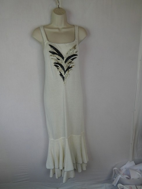 Vera Porter short dress ivory on Tradesy Image 1