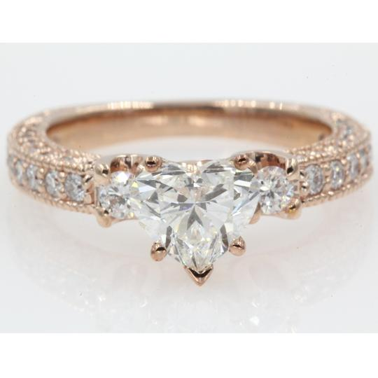 Preload https://img-static.tradesy.com/item/23627558/14k-rose-gold-vintage-style-185-carat-heart-shape-stone-u-prong-engagement-ring-0-0-540-540.jpg