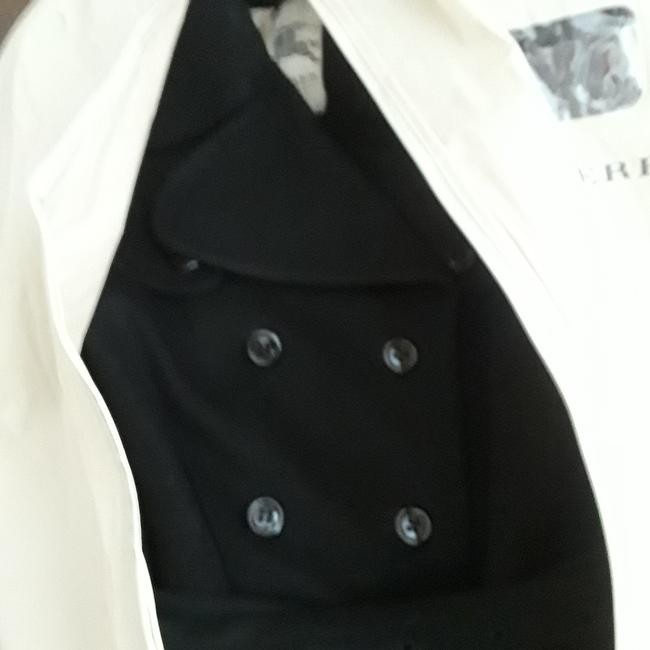Burberry London Belted Cashmere Trench Coat Image 7