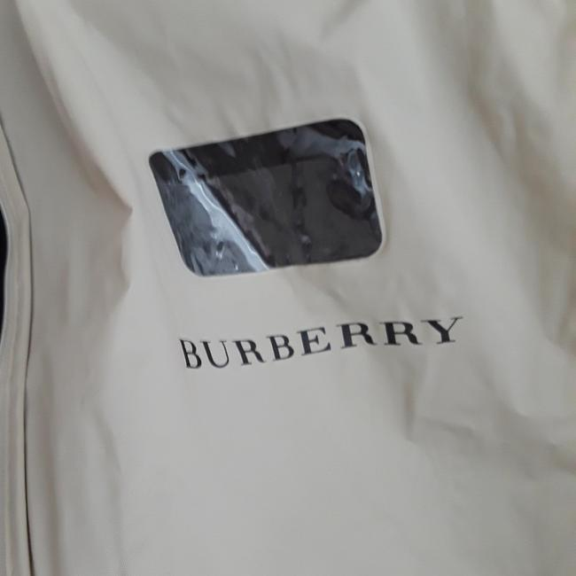 Burberry London Belted Cashmere Trench Coat Image 8