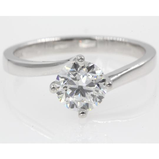 Preload https://img-static.tradesy.com/item/23627669/18k-white-gold-simple-unique-1-carat-round-cut-solitaire-engagement-ring-0-0-540-540.jpg