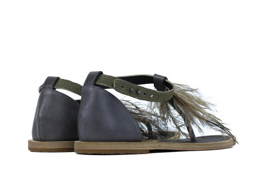 Brunello Cucinelli Brown Sandals Image 3
