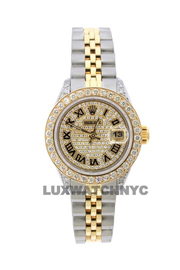 Preload https://img-static.tradesy.com/item/23627740/rolex-2ct-26mm-ladies-datejust-gold-ss-with-box-and-appraisal-watch-0-0-540-540.jpg