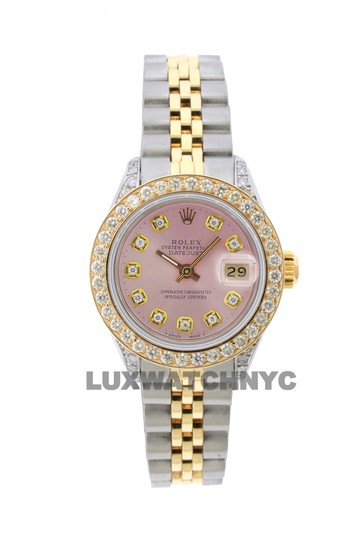 Preload https://img-static.tradesy.com/item/23627811/rolex-18ct-26mm-datejust-gold-ss-with-box-and-appraisal-watch-0-0-540-540.jpg