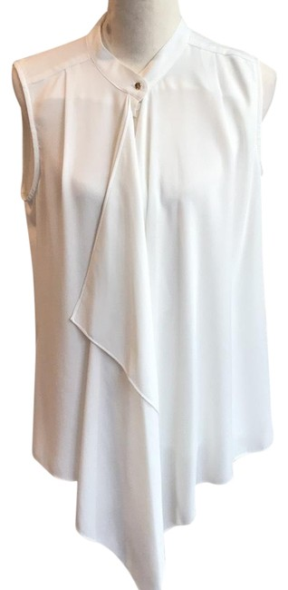 Item - White #610300 Button-down Top Size 6 (S)