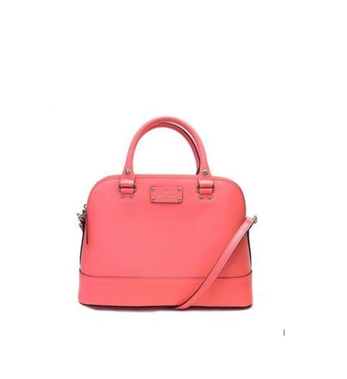 Preload https://img-static.tradesy.com/item/23627847/kate-spade-new-york-wellesley-small-rachelle-peony-leather-satchel-0-0-540-540.jpg