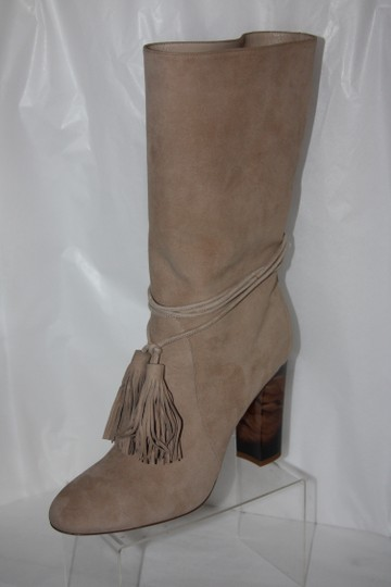 Burberry light nude Boots Image 4