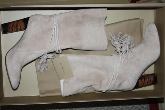 Burberry light nude Boots Image 3