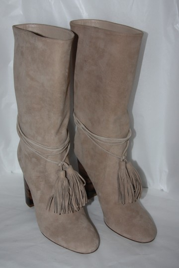 Burberry light nude Boots Image 5