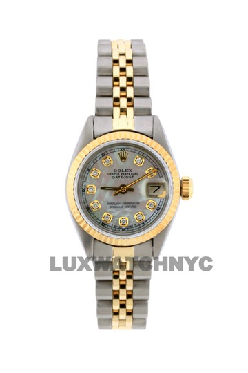 Preload https://img-static.tradesy.com/item/23627917/rolex-26mm-datejust-gold-ss-with-box-and-appraisal-watch-0-0-540-540.jpg