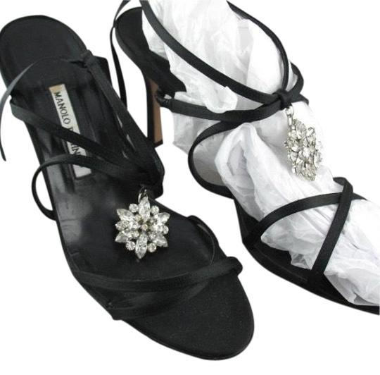 Preload https://img-static.tradesy.com/item/23627950/manolo-blahnik-black-satin-crystal-flower-stiletto-ballet-wrap-sandals-size-us-9-regular-m-b-0-1-540-540.jpg