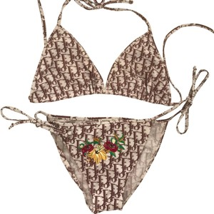 elegant in style clear-cut texture aliexpress Women's Dior Swimwear - Up to 70% off at Tradesy