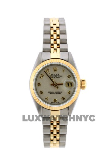 Preload https://img-static.tradesy.com/item/23627973/rolex-26mm-datejust-gold-ss-with-box-and-appraisal-watch-0-0-540-540.jpg