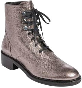 Lewit Silver Boots