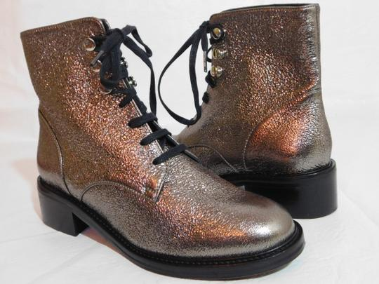 Lewit Silver Boots Image 1