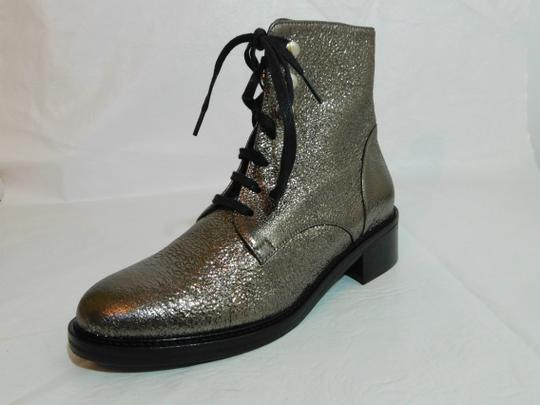 Lewit Silver Boots Image 2