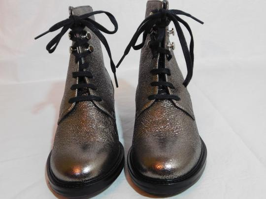 Lewit Silver Boots Image 3