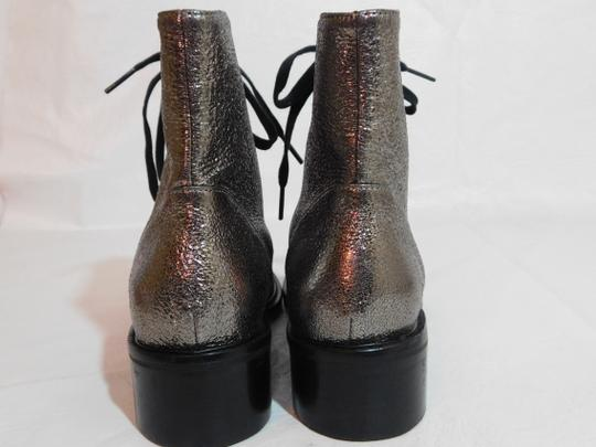 Lewit Silver Boots Image 4