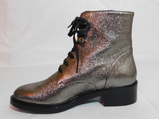 Lewit Silver Boots Image 5