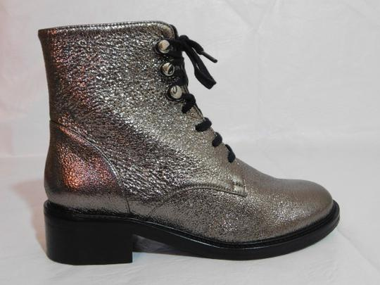 Lewit Silver Boots Image 6