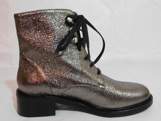 Lewit Silver Boots Image 8