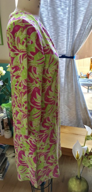 Lilly Pulitzer Lilly Pulitzer Terry Cattarina Cover-up Hibiscus Pink Image 3
