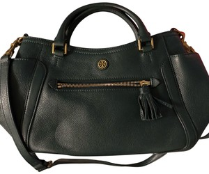 0c134088875 Green Tory Burch Bags - Up to 90% off at Tradesy