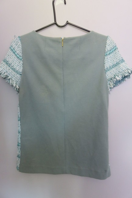 Tory Burch Top PALE GREEN Image 1
