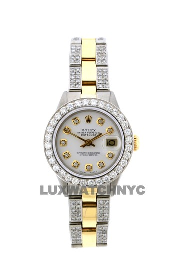 Preload https://img-static.tradesy.com/item/23628819/rolex-3ct-26mm-datejust-gold-ss-with-box-and-appraisal-watch-0-0-540-540.jpg