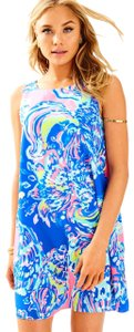 Lilly Pulitzer short dress Multi Coastal Retreat on Tradesy