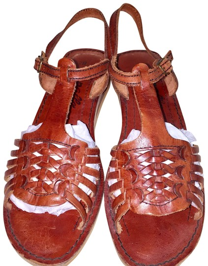Rapallo Chestnut brown Sandals Image 0