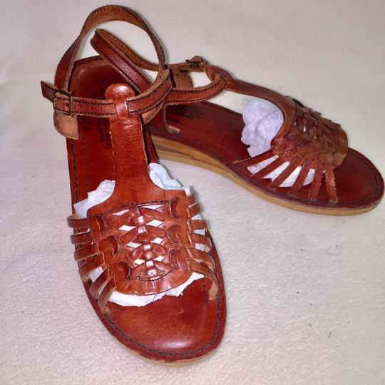 Rapallo Chestnut brown Sandals Image 1