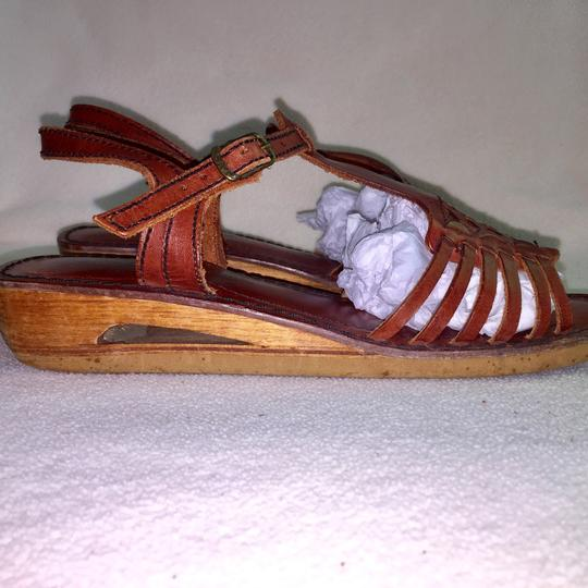 Rapallo Chestnut brown Sandals Image 2